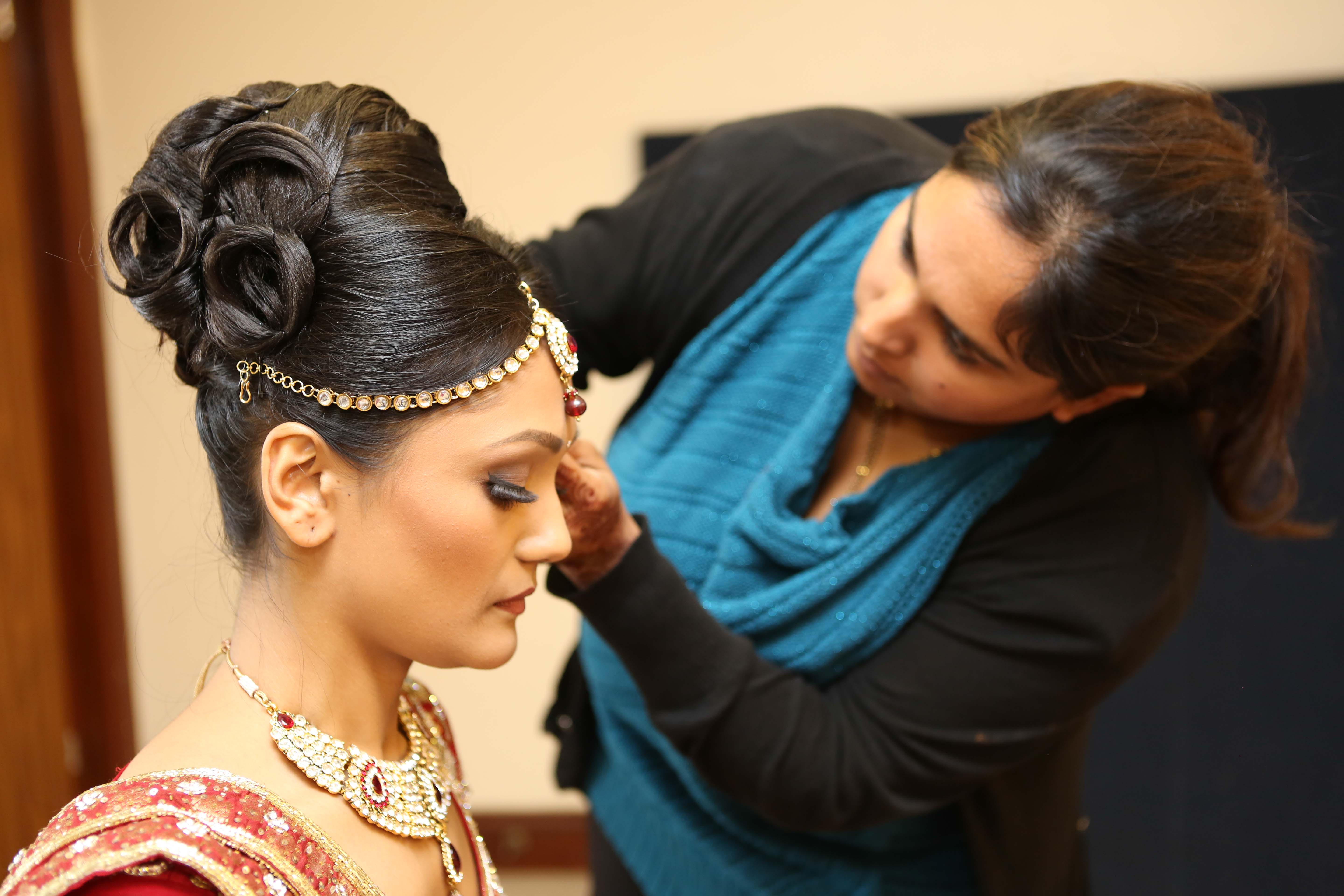 priti hairani - Bridal & Model Hair Beauty
